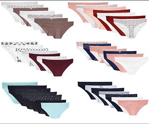 7 Damenunterwäsche Slips Unterhosen Panties Unterwäsche 7er Set  36 38 40 42 N