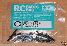 Tamiya 58489 Avante 2011, 9465812/19465812 Screw Bag C, NIP