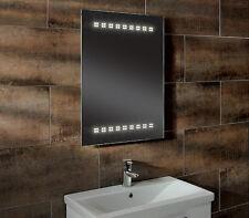 Roper Rhodes Clarity DESIGNER LED Bathroom Mirror Range Star