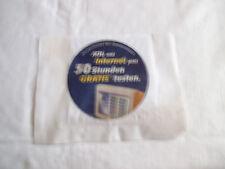 CD-ROM: AOL e Internet ora 50 ore test GRATIS