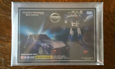 Takara Transformers Masterpiece Mp-18B BLUESTREAK (blue!) AFAU90 MISB GEM MINT