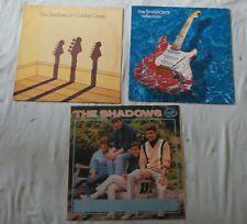 "3 x Shadows 20 Golden Greats Compilation Reflection Vinyl 12"" LP"