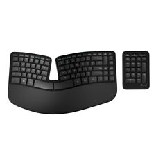 Microsoft Sculpt Ergonomic Keyboard For Business Wireless 2.4 GHz Keyboard