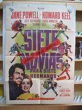 67    SIETE NOVIAS PARA SIETE HERMANOS STANLEY DONEN
