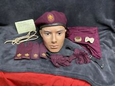 More details for vintage boy scout memorabilia- senior scout job lot