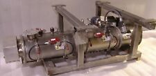 New Listingdouble Arm Continuous Mixer Extruder Feeder Wenger Stainless 5hp