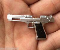 "Command Desert Eagle Pistol Handgun Weapon 1/6 Scale F 12"" Action Figure Toys"