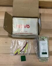 NUVO NV-LSI12 Essentia Simplese System LOCAL SOURCE INTERRUPT NEW In Box