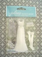 JOLEES BOUTIQUE WEDDING DRESS SCRAPBOOK STICKERS