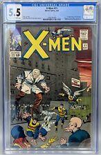 X-Men 11 1st Stranger! CGC 5.5
