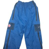 Nike Youth XL Blue NWT Deadstock Cargo Rain Chicago Cubs MLB Pants