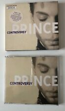 CD SINGLES PRINCE CONTROVERSY 1993 WB PAISLEY PARK COMPLETE 2 SETS DIGIPAK & SJB