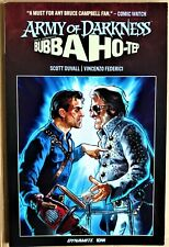 Army of Darkness/Bubba Ho-Tep TPB (#1-4) - Scott DuVall, Vincenzo Federici