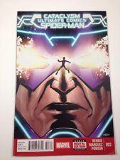 Cataclysm Ultimate Spider-Man # 3 Marvel Comics March 2014 Galactus Bendis VF