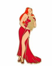 LE 250 Disney Pin✿Jessica Rabbit Sexy Awards Ceremony Gold Mickey Statue Trophy