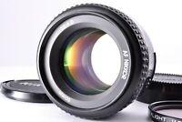 Mint Nikon AF Nikkor 50mm f/1.4 D Lens Prime Auto Focus SLR Standard From Japan