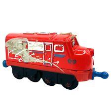 "Learning Curve Die Cast Train Chuggington 3"" Train Wilson Red Chuggington Toy"