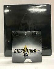 2016 Rittenhouse Star Trek 50th Anniversary Hobby Box + Factory Sealed Binder P3