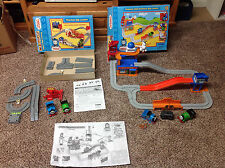 RARE TOMY Thomas Train & Friends Mail Delivery Complete + Big Loader Parts Lot