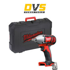 Milwaukee M18BIW12-0 Compact 1/2 inch Impact Wrench Body Only with Carry Case