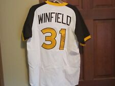 Dave Winfield Autograph / Signed Jersey San Diego Padres