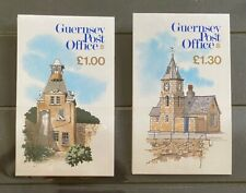 Guernsey - 1987 2 booklets MNH see photo for details (4012)