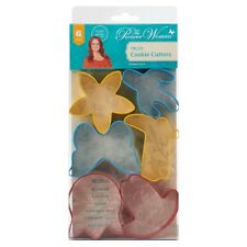 New listing Pioneer Woman Kitchen Cookie Cutters Baking 6 piece Set