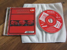 """INCUBUS Megalomaniac LIMITED EDITION 2004 GERMANY ONLY 3"""" CD single"""
