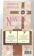 SIMPLE MINDS new gold dream CD ALBUM 81 82 83 84
