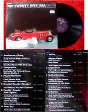 LP Top Twenty USA 1947 1948 Jo Stafford Pied Pipers Peg