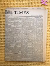 More details for vintage newspaper the times may 22 1950 , supplied by bygone news