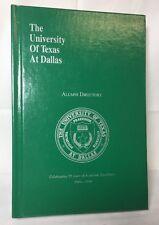 1995 University Of Texas At Dallas (UTD), Dallas, Texas Alumni Directory