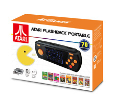 Atari Flashback Portable Game Player Handheld 2017 - 70 Built-in Retro Games