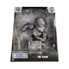 """DC M259 Die-Cast Justice League Metal Figs The Flash 4"""" Action Figure Ages 8+"""