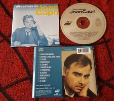JOAN CAPRI **Dites I Fets De...** ORIGINAL 1992 Spain CD