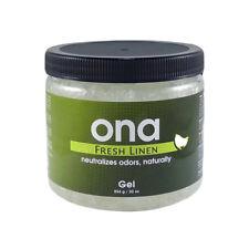 Ona Gel 1 Litre Fresh Linen Tub Odour Neutraliser - Professional Odour Control