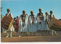 Tunisia Folkloristic Group of Djerba 1994 Postcard 462a
