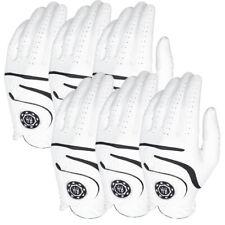 Ben Hogan медальон мужской гольф перчатки-белый - 6-Pack-выбрать размер