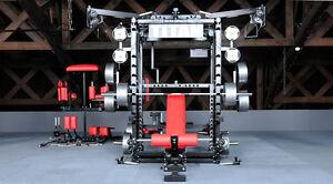 TYTAX T1-X  Multi-Gym Kraftstation Kraftmaschine mit Multipresse und Power-Rack