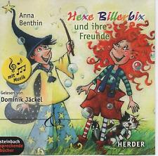 Schöne CD: Hexe Billerbix und ihre Freunde – Kinderklassiker von Anna Benthin