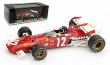 Brumm R312-CH Ferrari 312B #12 Winner Austrian GP 1970 - Jacky Ickx 1/43 Scale