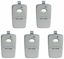 Multi-Code 308911 Garage Door Remote (5 Pack)