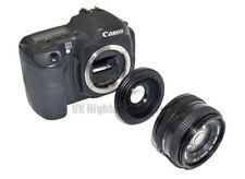 Adattatore per fotografia e video Canon FD