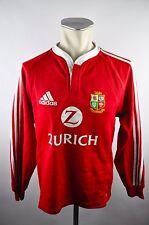 British and Irish Lions Gr. S Adidas Rugby Shirt Jersey Zurich New Zealand 2005