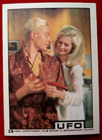UFO - ANGLO (1970) - Card #26 - Excellent Condition