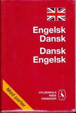 English-Danish and Danish-English Mini Dictionary by Gyldendal | Paperback Book