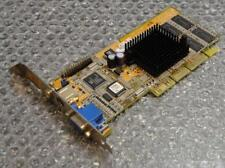 32MB Asus  AGP-V7100(T) SD, 2MX32 VGA / COMP / S-Video In/Out AGP Graphics Card