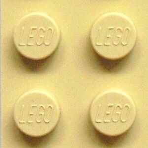 LEGO Plates in Brick Yellow - Choice New