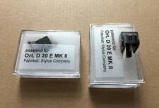 1 piece spare needle (reproduction) ORTOFON D20 E Mk II VMS20E d20emkii