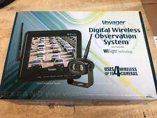 VOYAGER WIRELESS DIGITAL OBSERVATION SYSTEM BACK UP COLOR CAMERA W/SOUND WVOS541
